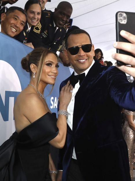 Дженніфер Лопес і Алекс Родрігес / © Associated Press