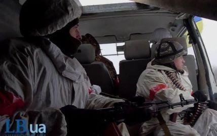 З'явилося відео зачистки Оріхового і підриву колії, якою терористи вивозили вугілля