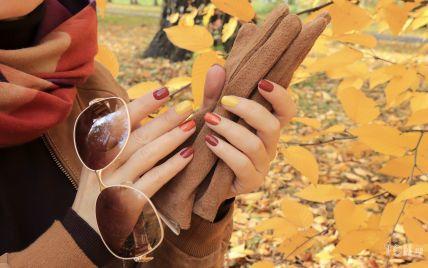 Маникюр на осень: топ-5 модных идей для вдохновения