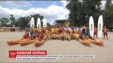 Багамский песок и спасатели почти как в Малибу. Кличко проинспектировал обновленные киевские пляжи