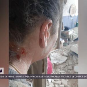 В Киеве потолок квартиры обвалился на голову ее владелицы из-за соседского ремонта