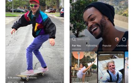 Instagram объявил о запуске сервиса для длинных видео, бросив вызов Youtube