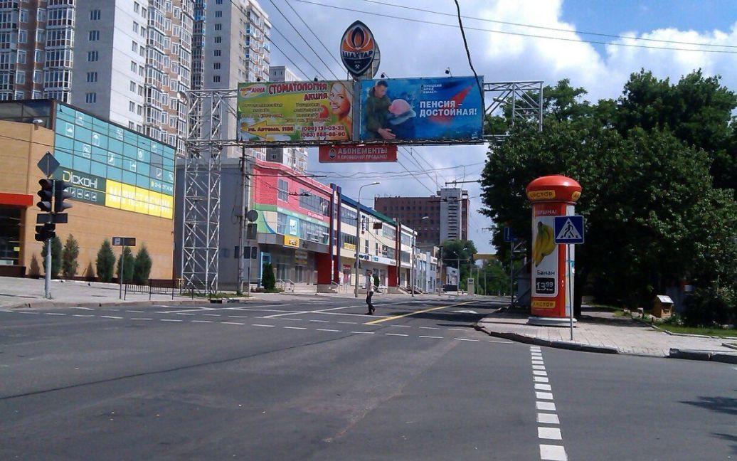 Улицы пугают своей безлюдностью / © Politota