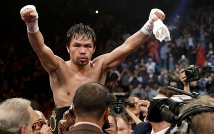 Легенда мирового бокса официально завершил карьеру: уже зарегистрировался кандидатом в президенты своей страны