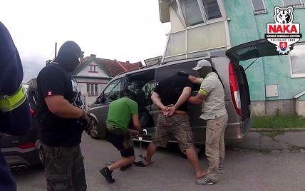 В Словакии заявляют о задержании украинского террориста