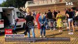 Новини України: молода жінка потрапила до лікарні через падіння з електросамоката