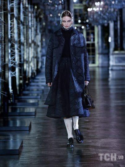 Колекція Dior прет-а-порте сезону осінь-зима 2021-2022 / © East News