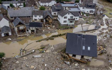 Німеччина в жалобі: уже 93 загиблих внаслідок сильних паводків на заході країни