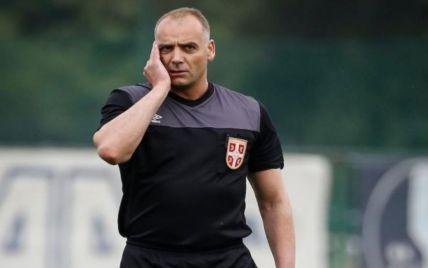 У Сербії футбольному судді дали тюремний термін за призначений пенальті: відео скандального епізоду