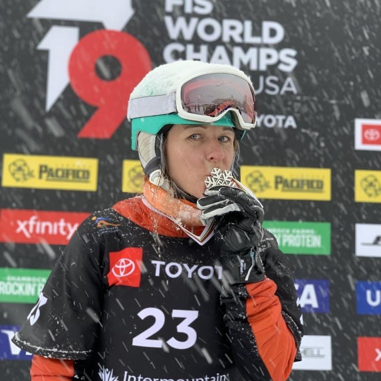 Назвали на честь бабусь та тричі була на Олімпіадах: чого ви не знали про першу українську медалістку в сноуборді