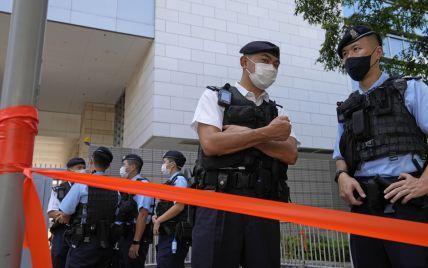 В Китае обрушилась часть отеля: один человек погиб, десять пропавших без вести