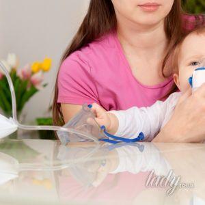 Як не пропустити запалення легенів у дитини