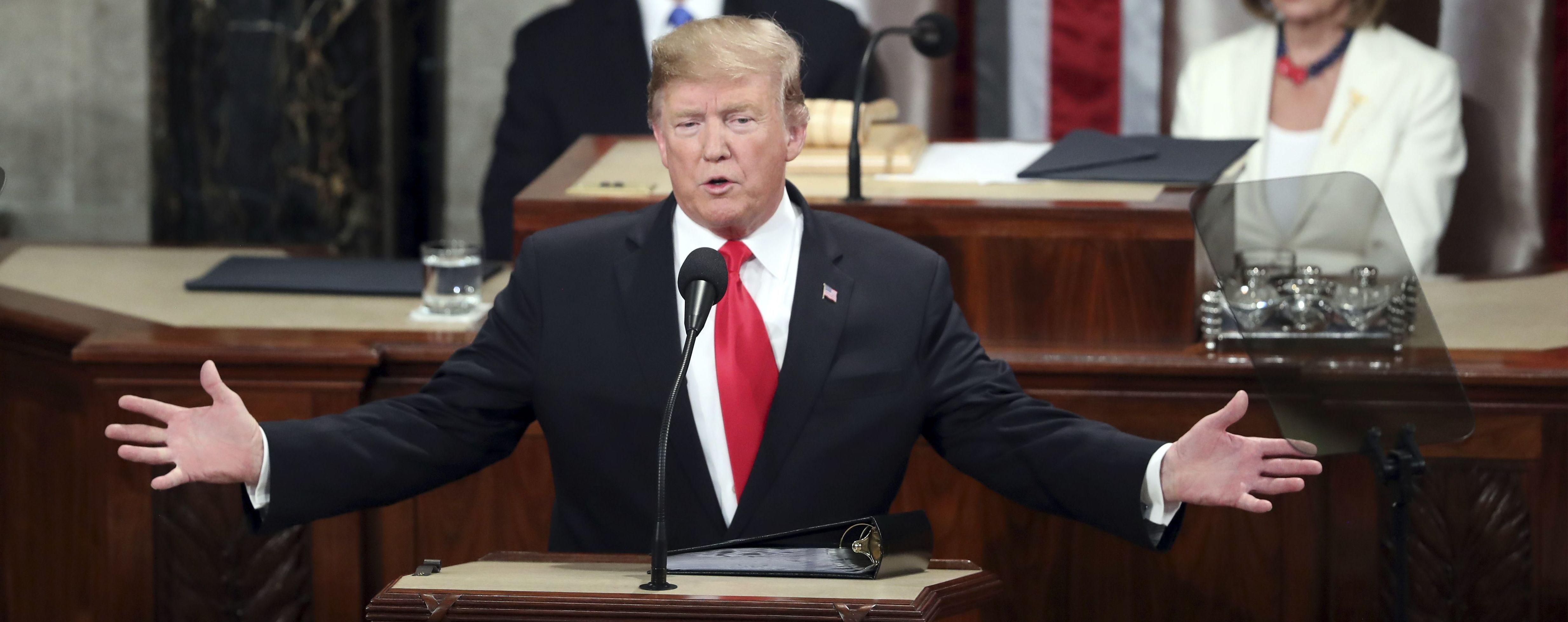 У США почали процедуру імпічменту Трампа: як вона триватиме