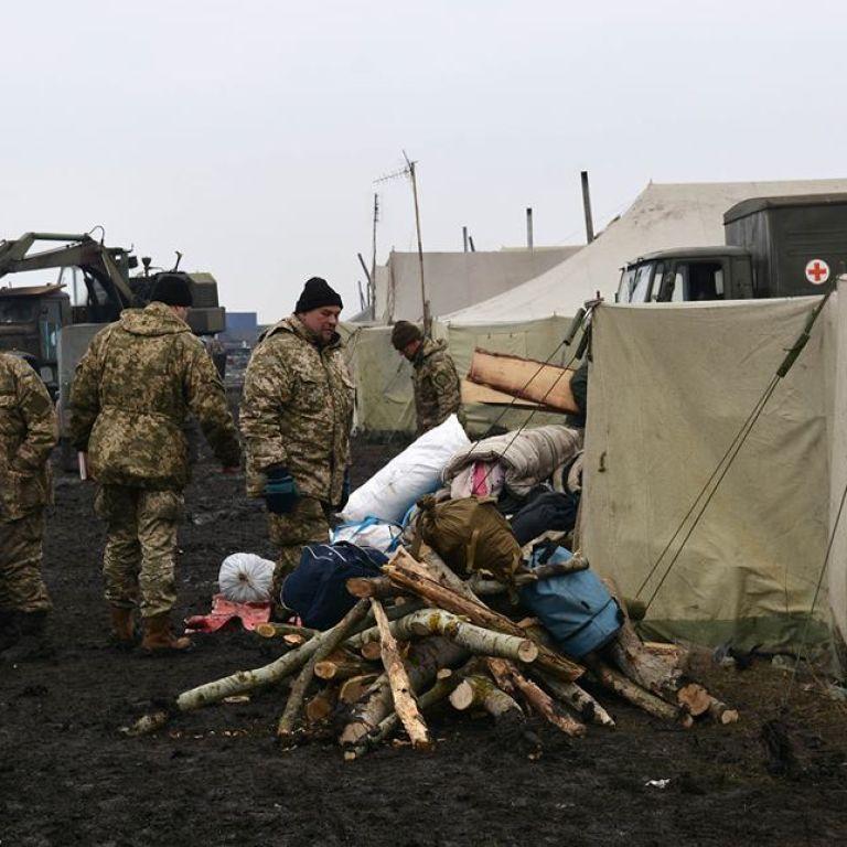 "Командиры 53-й бригады строго наказаны за демарш бойцов на полигоне ""Широкий лан"""