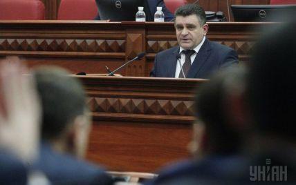 Главного милиционера Киева уволили