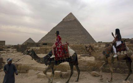 Єгипет відкриє два нових туристичних міста
