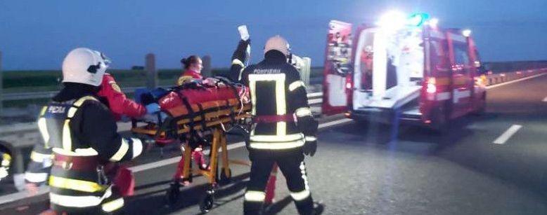 На румыно-венгерской границе разбился автобус с украинскими: много пострадавших, есть погибший (фото, видео)