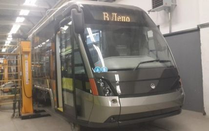"""Киев получит свой первый трамвай от львовского """"Электрона"""""""