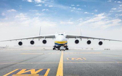 """Самый большой и единственный в мире: ТСН побывала на борту самолета """"Мрия"""", сделанного в Украине"""