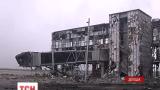 Через повне руйнування нового терміналу «кіборги» покинули його