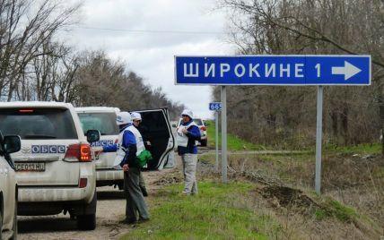 Ночь в зоне АТО: танковый обстрел Сизого и относительное затишье в Широкино