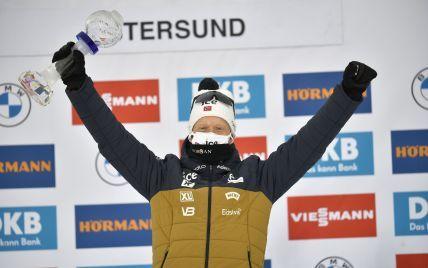 Біатлонний сезон завершено: фінальна гонка визначила переможця Кубка світу серед чоловіків