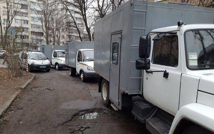 Активисты разблокировали Лукьяновское СИЗО после переноса допроса Януковича