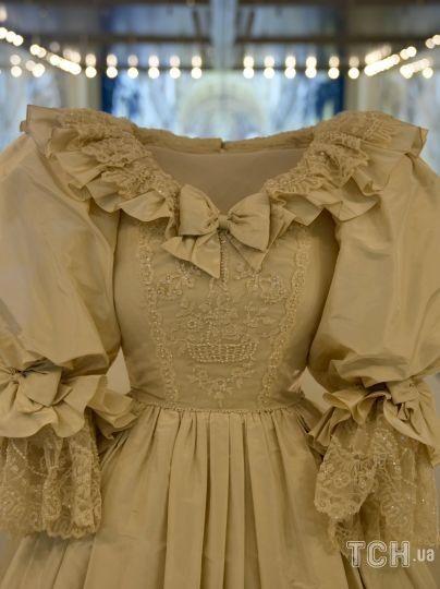 Свадебное платье принцессы Дианы / © Associated Press