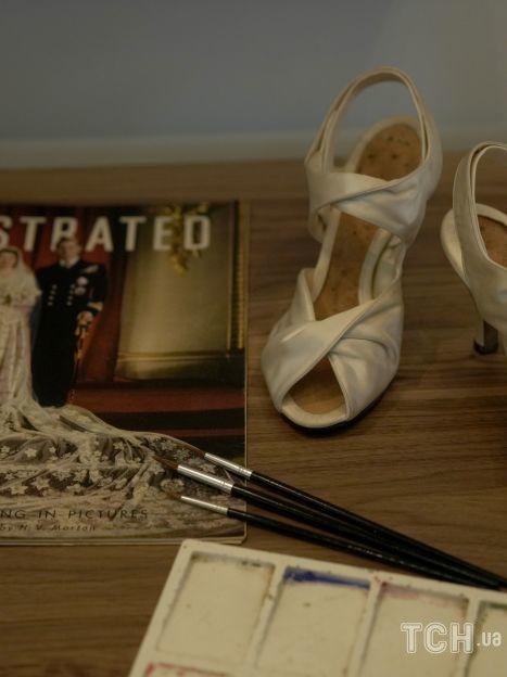 Прототип туфель королевы Елизаветы II / © Associated Press