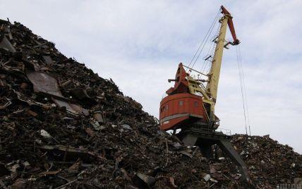 Экспортеры металлолома уходят от налогов, манипулируя таможенной ценой, – нардеп
