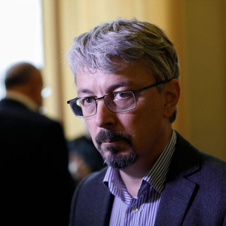 """""""Історію почали переписувати ще російські царі"""": Ткаченко прокоментував статтю Путіна про Україну"""