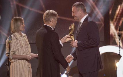 """Кличко стал обладателем титула """"Человек года-2020"""": в какой номинации он получил премию"""