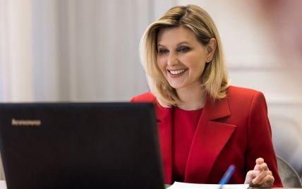 Есть такие, которым не симпатизирую: Елена Зеленская рассказала о своем отношении к окружению президента