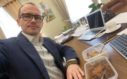 """""""Брали из общей посудины"""": министр юстиции заказал себе обед из Лукьяновского СИЗО"""