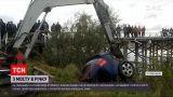 Новости Украины: в Ровенской области 24-летний водитель утонул в собственной машине