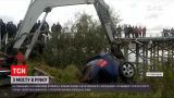 Новини України: в Рівненській області 24-річний водій втопився у власній машині