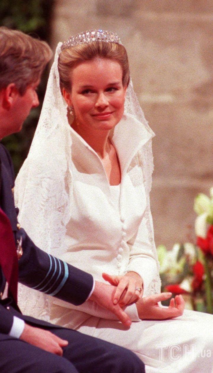 Королева Матильда і король Філіп / © Associated Press