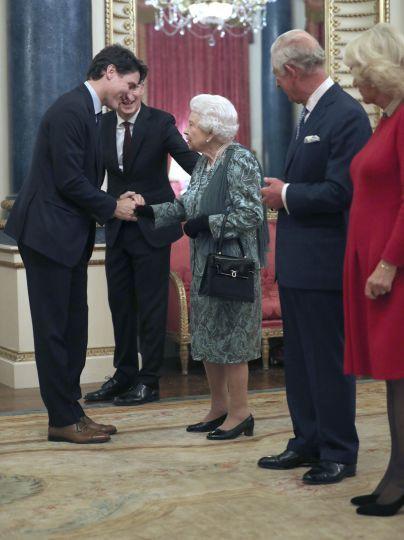 Прийом у Букінгемському палаці / © Associated Press