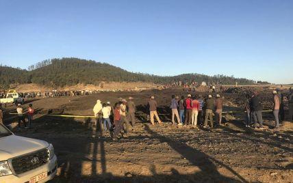 Внаслідок катастрофи літака в Ефіопії загинули 19 співробітників ООН