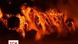 Обнародовали ошеломляющие кадры извержения вулкана Волк