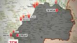 167 населенных пунктов Украины остались без электричества