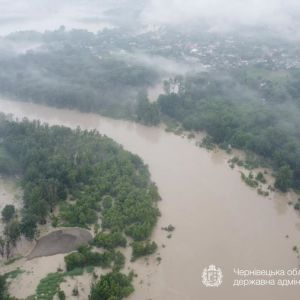 Угроза подтопления из-за наводнения: жителей Буковины призвали собрать вещи и подготовиться к эвакуации