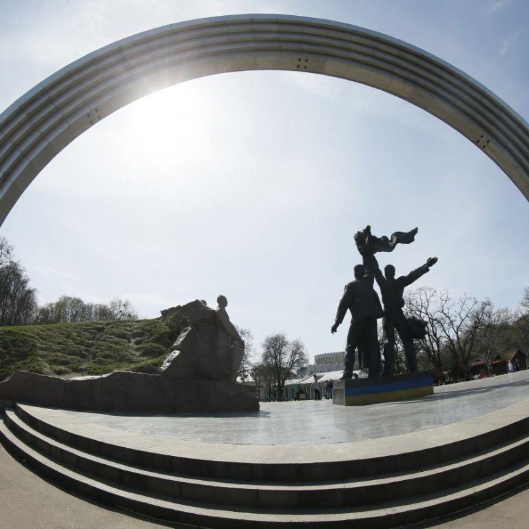 На месте Арки Дружбы народов может появиться новый монумент - Нищук