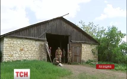 """Командование """"забыло"""" танковую бригаду в хлеву на Луганщине"""