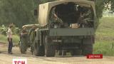 Военные зачищают населенные пункты от террористов