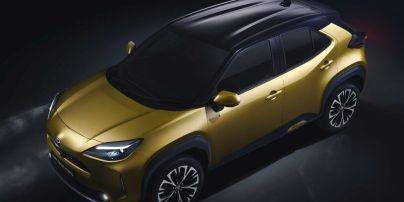 В Україні стартувало приймання замовлень на новий кросовер Toyota Yaris Cross: скільки він коштує
