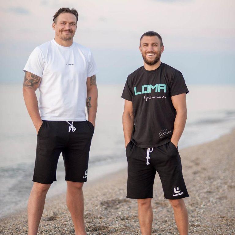 Выше Джошуа и Фьюри: Усик и Ломаченко включены в рейтинг лучших боксеров планеты