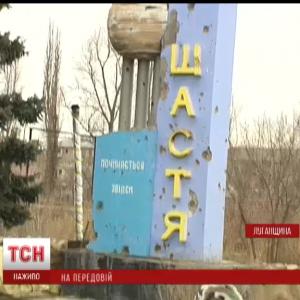 Из-за пожара на Луганской ТЭС север области полностью обесточило