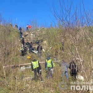 У Києві виявили сумку із розчленованим людським тілом