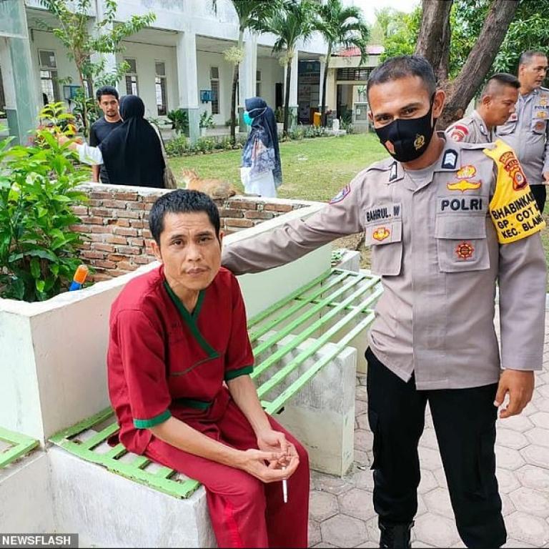 В Індонезії через 17 років виявили чоловіка, схожого на зниклого поліцейського: ДНК показав, що це не він